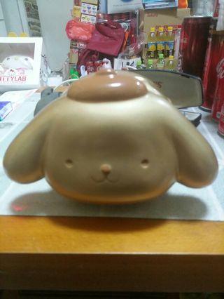 Sanrio - 20151年 布甸狗陶瓷錢一個