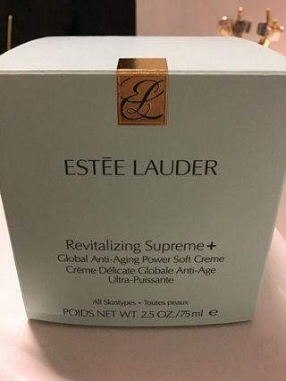 🚚 Estée Lauder Revitalizing Supreme Global Anti-Aging Power Soft Creme
