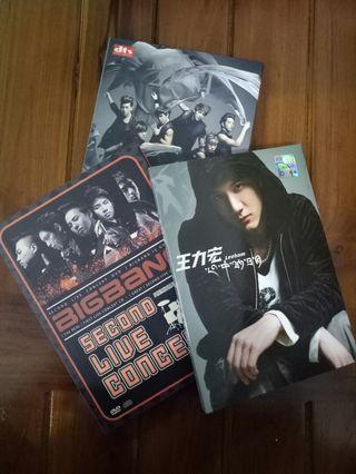 Big Bang , 2PM , Wang Lee Hom #CarousellFaster