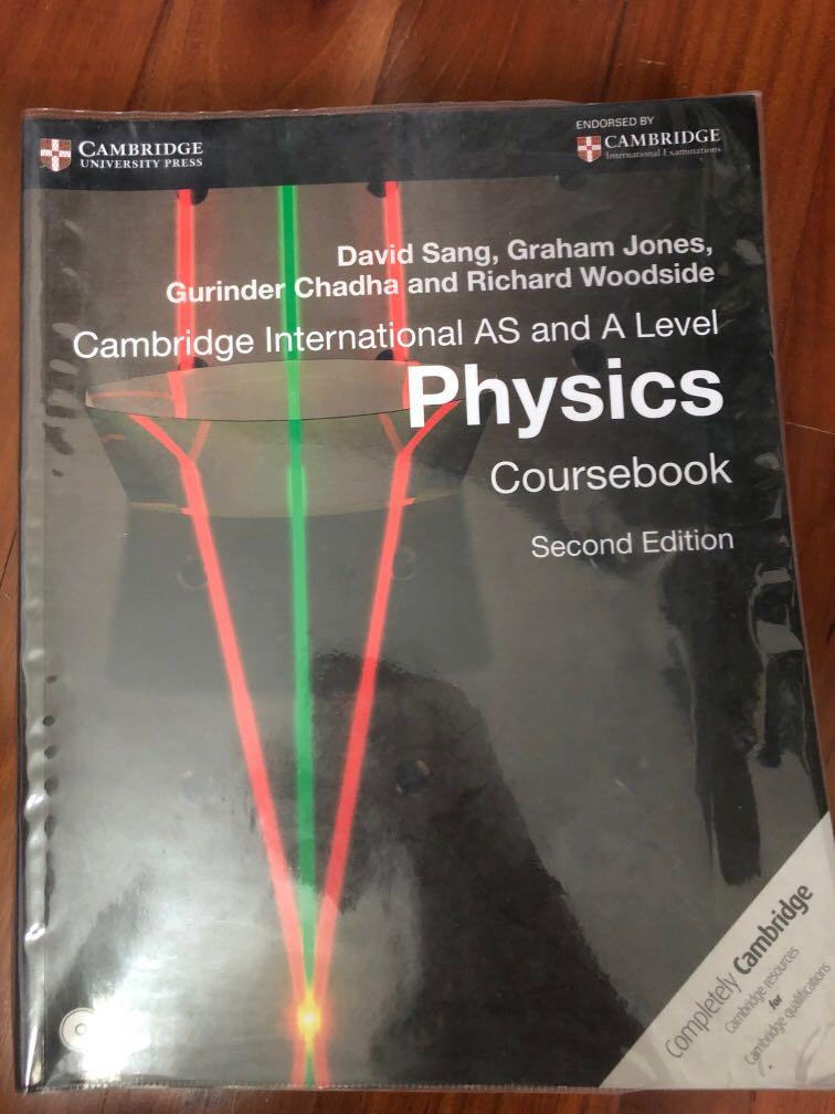 A Level Physics Textbook On Carousell