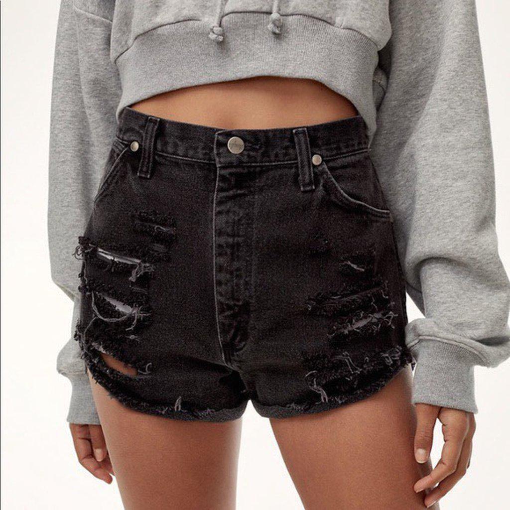 Aritzia Vintage Wrangler Shorts