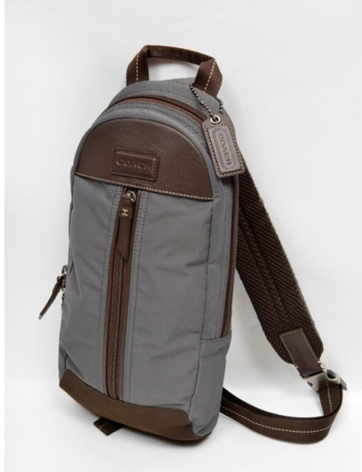 Authentic COACH body bag for mens