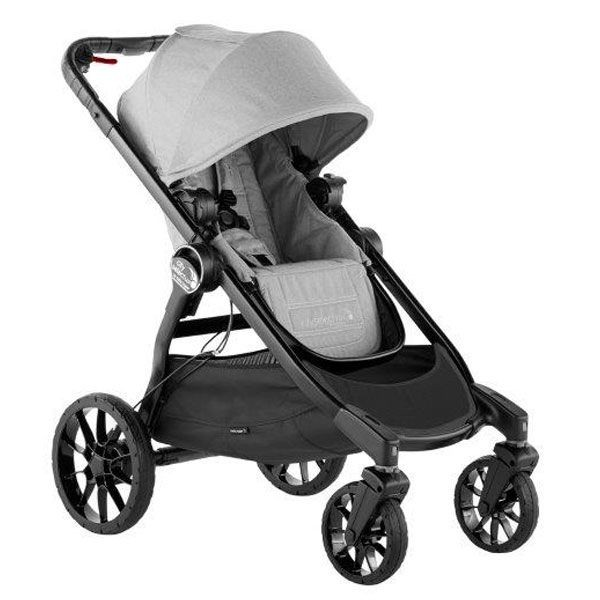 Baby Jogger City Select Lux Stroller Double Twin
