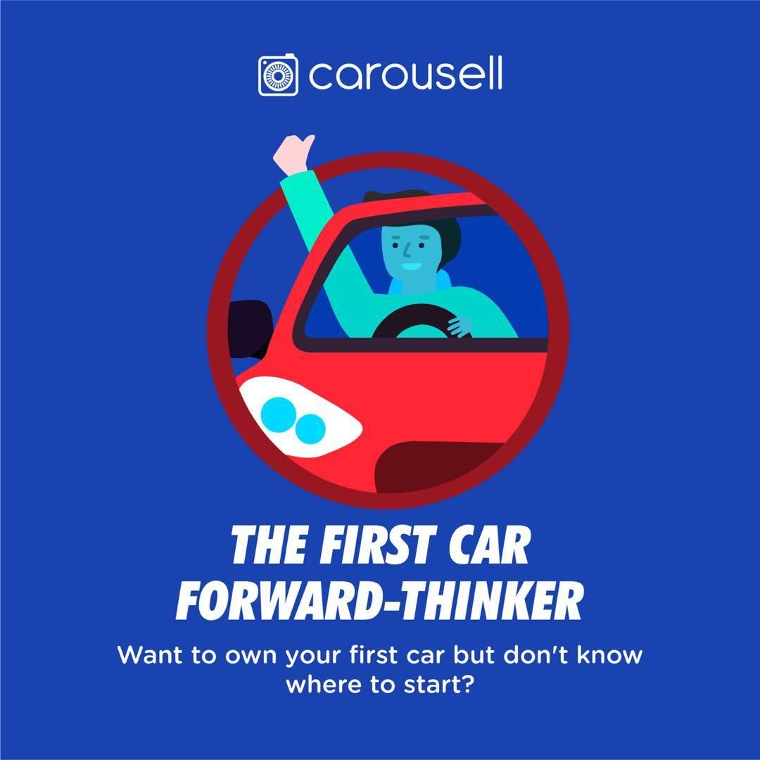 Carouselland 2019 Educational Kits: The First Car Forward-Thinker