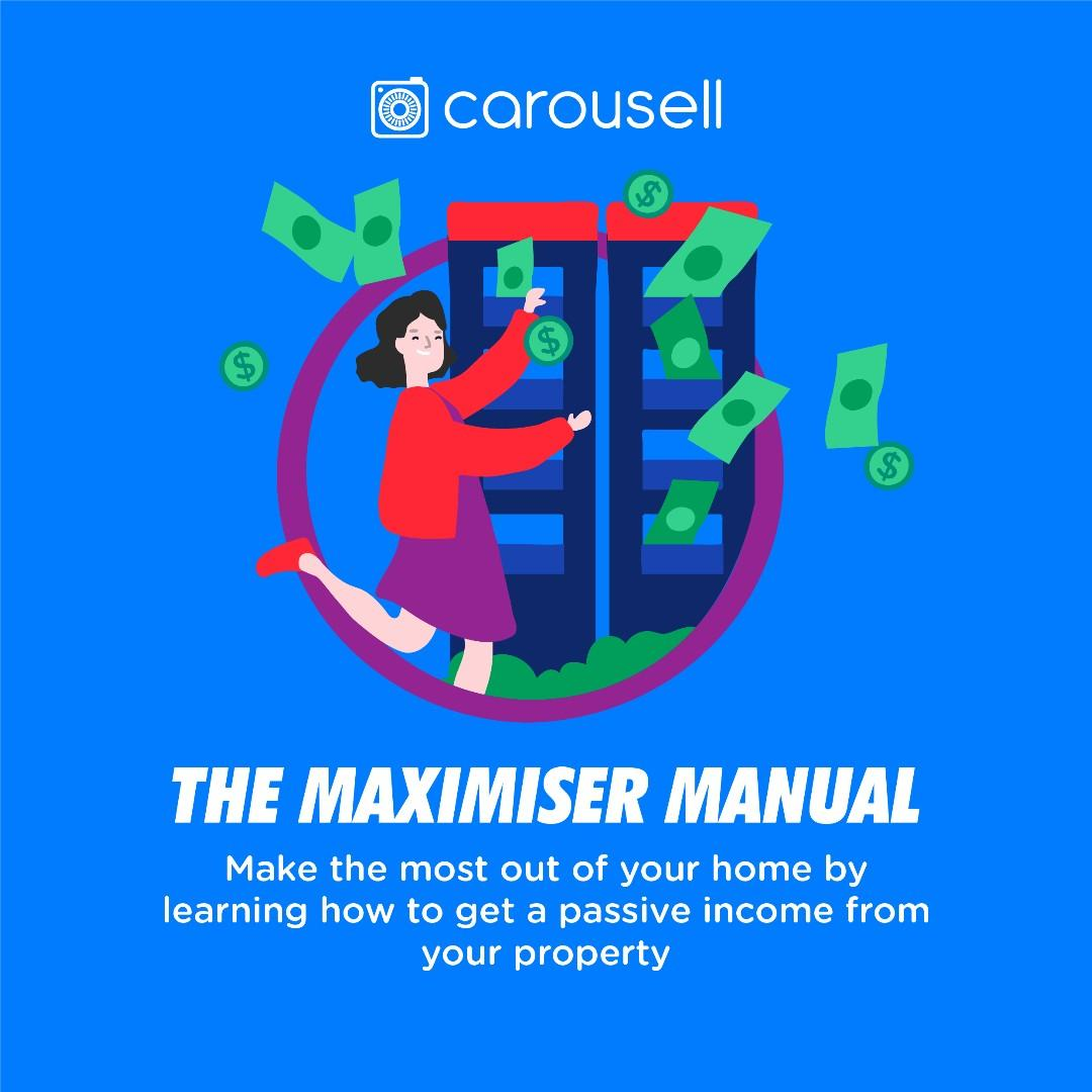Carouselland 2019 Educational Kits: The Maximiser Manual