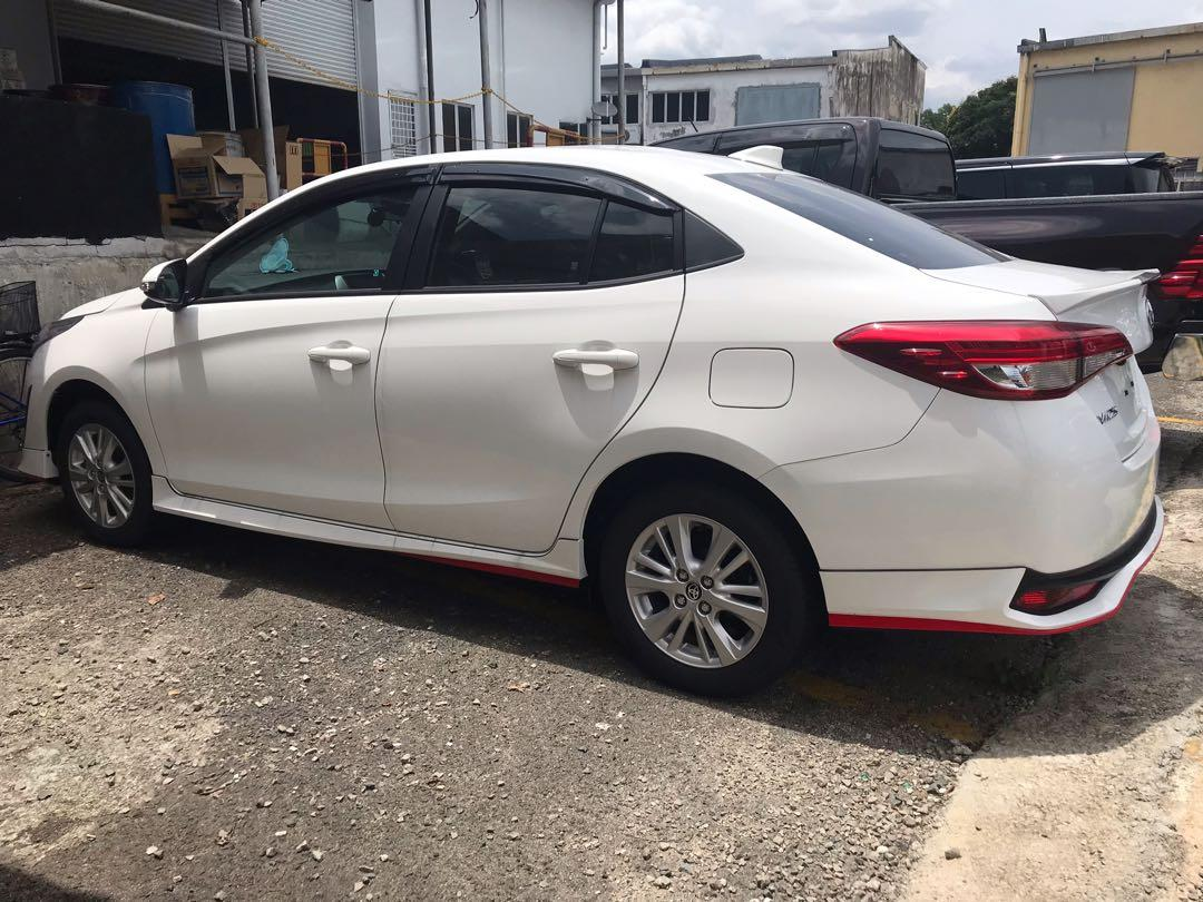 ❗️Cash is King❗️Toyota Vios + Bodykit + Tinted + Cash Rebate + DVR + Camera + DVN