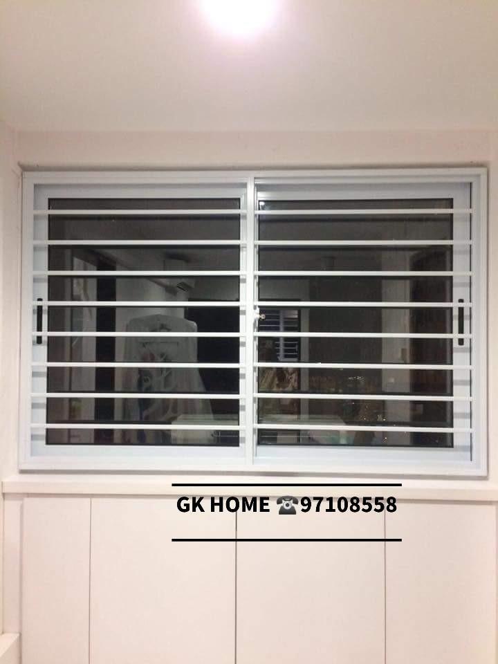 🎉Promo🎉Aluminium GRILLE & Windows DIRECT FACTORY