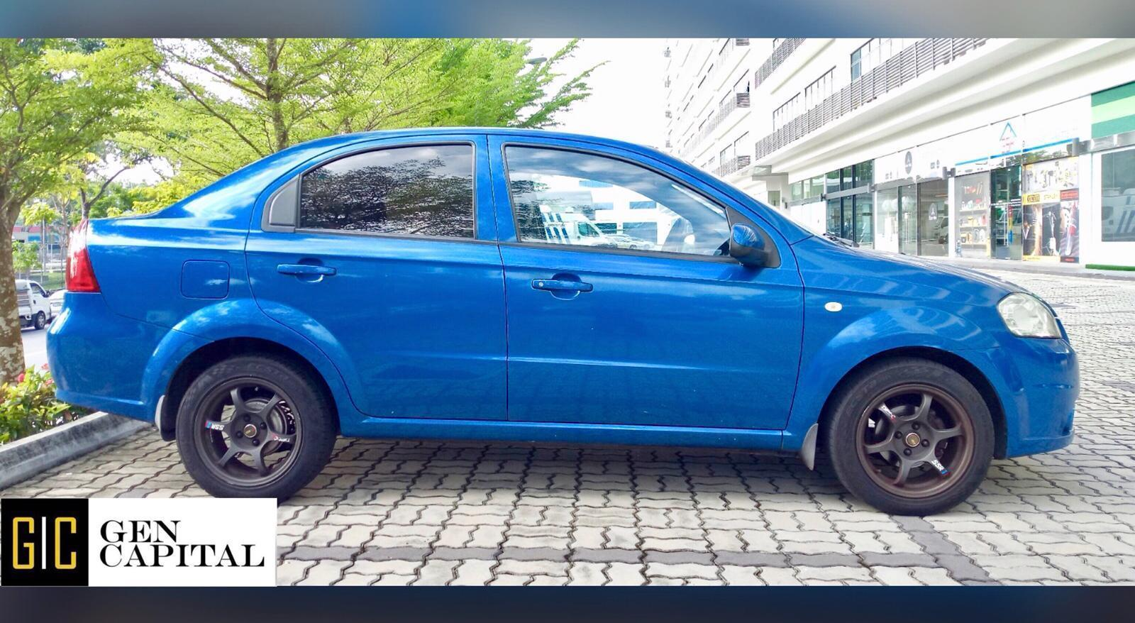 Chevrolet Aveo Sedan 1.4A @ Best rates, full servicing provided!