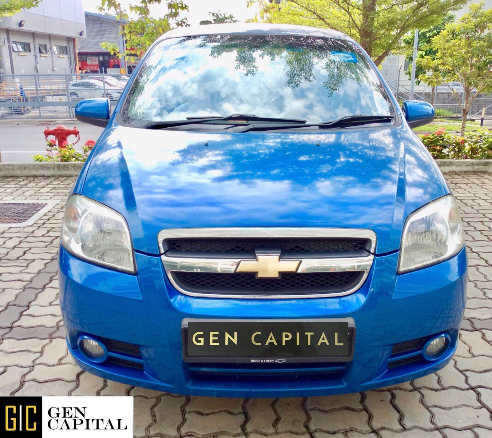 Chevrolet Aveo Sedan 1.4A @ Cheapest rates, full support!