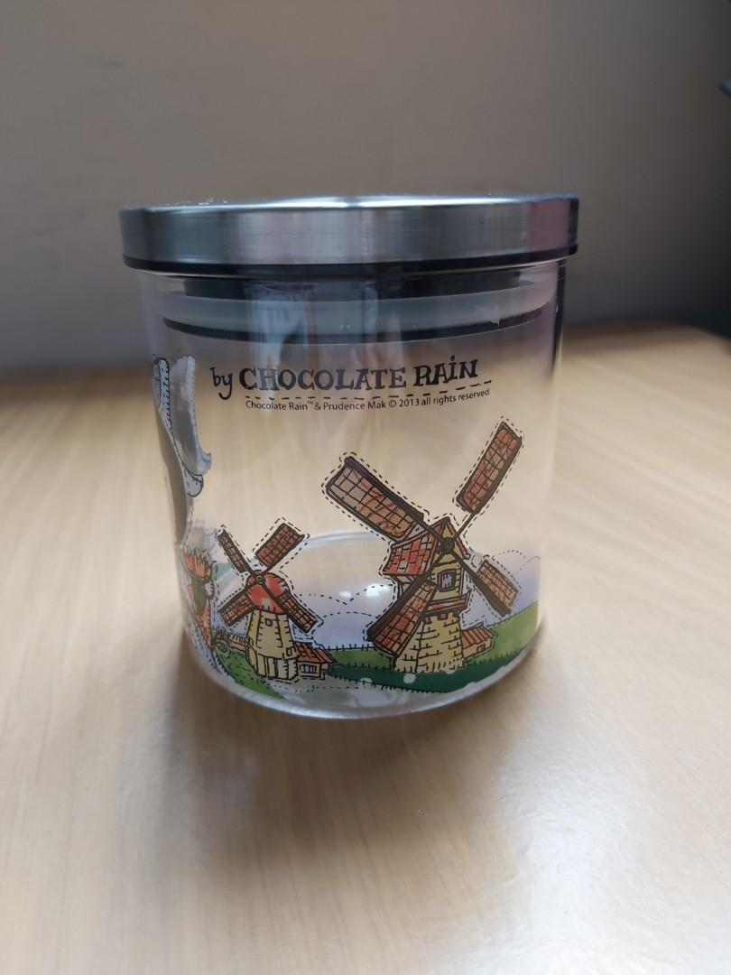 Chocolate Rain 玻璃密實瓶