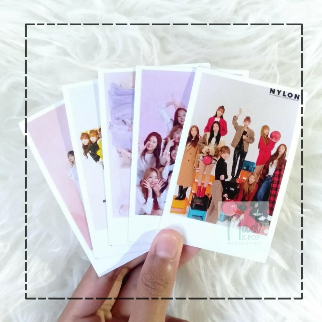 Foto Polaroid kpop bts,bt21,twice,izone,wanna one,exo,got7,seventeen ,superjunior , stray kids , blackpink , red velvet ,