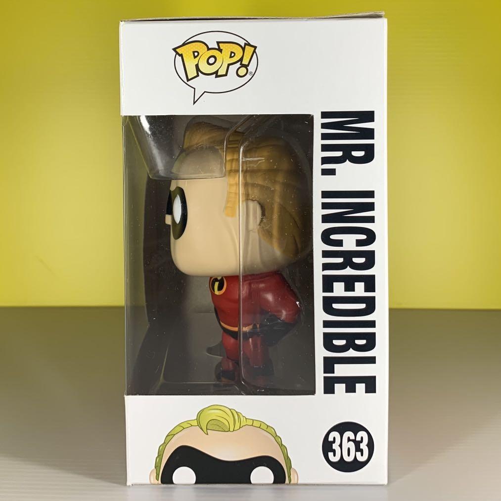 Funko Pop! #363 Mr. Incredible (Incredibles 2)