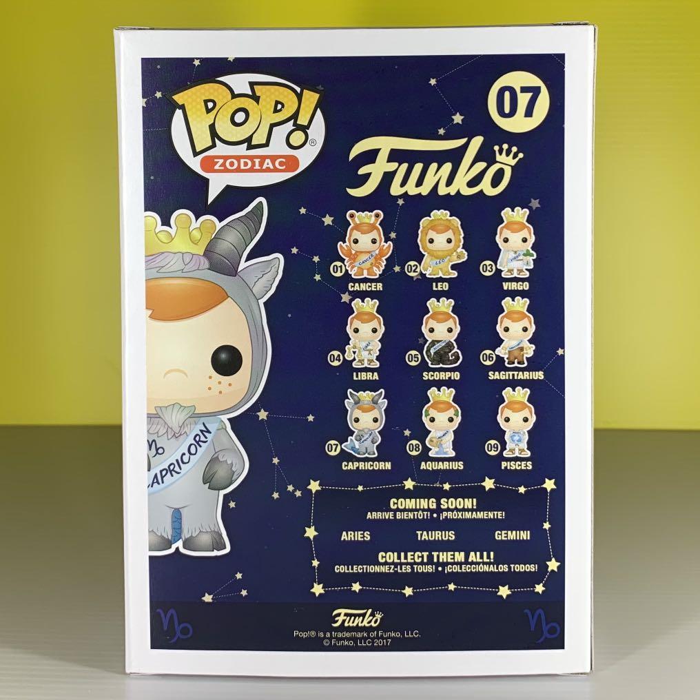 Funko Pop! Funko-Shop Exclusive #07 Capricorn