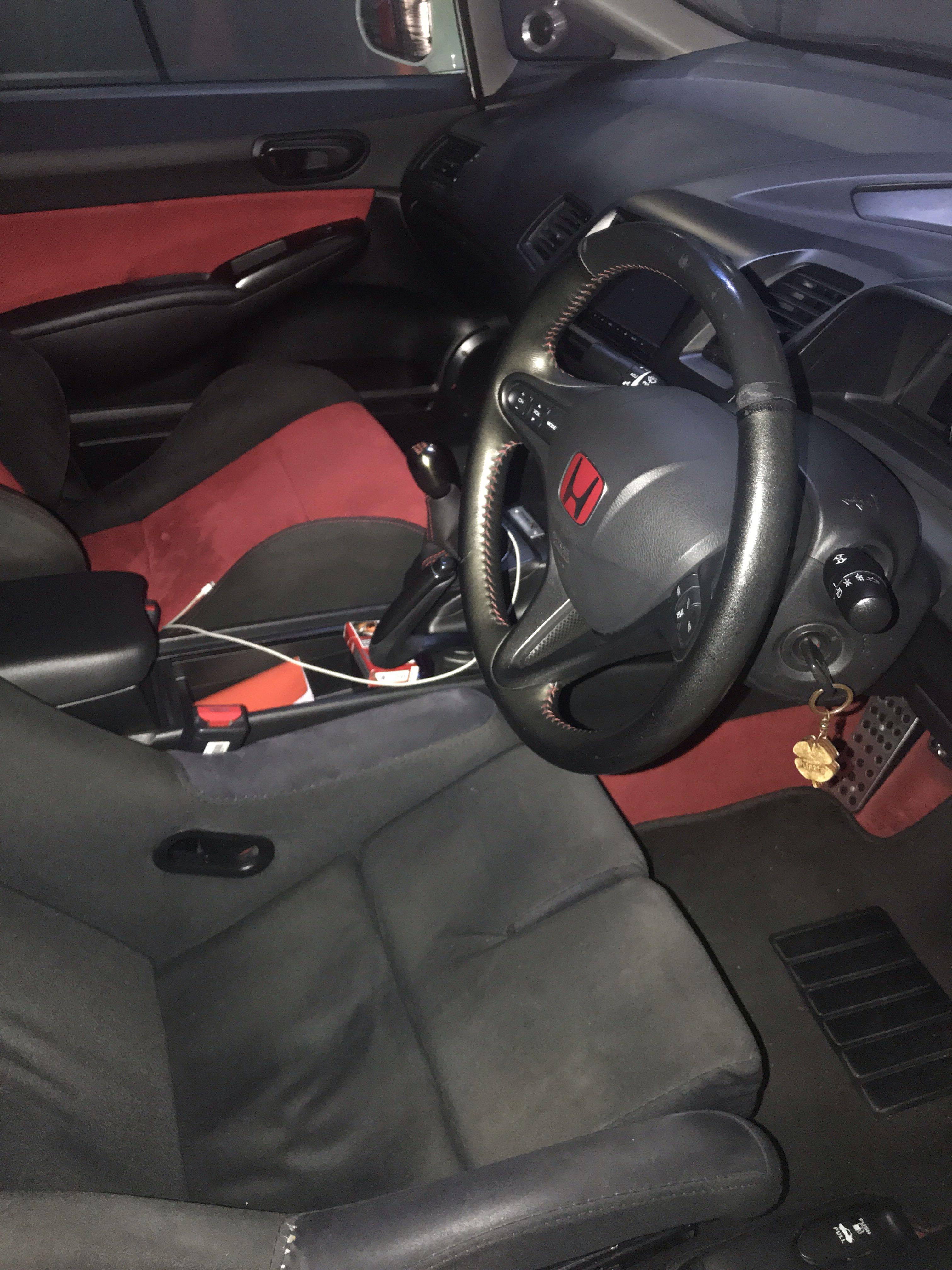 Honda Civic 2.0 Type R 2.0 i-VTEC Manual