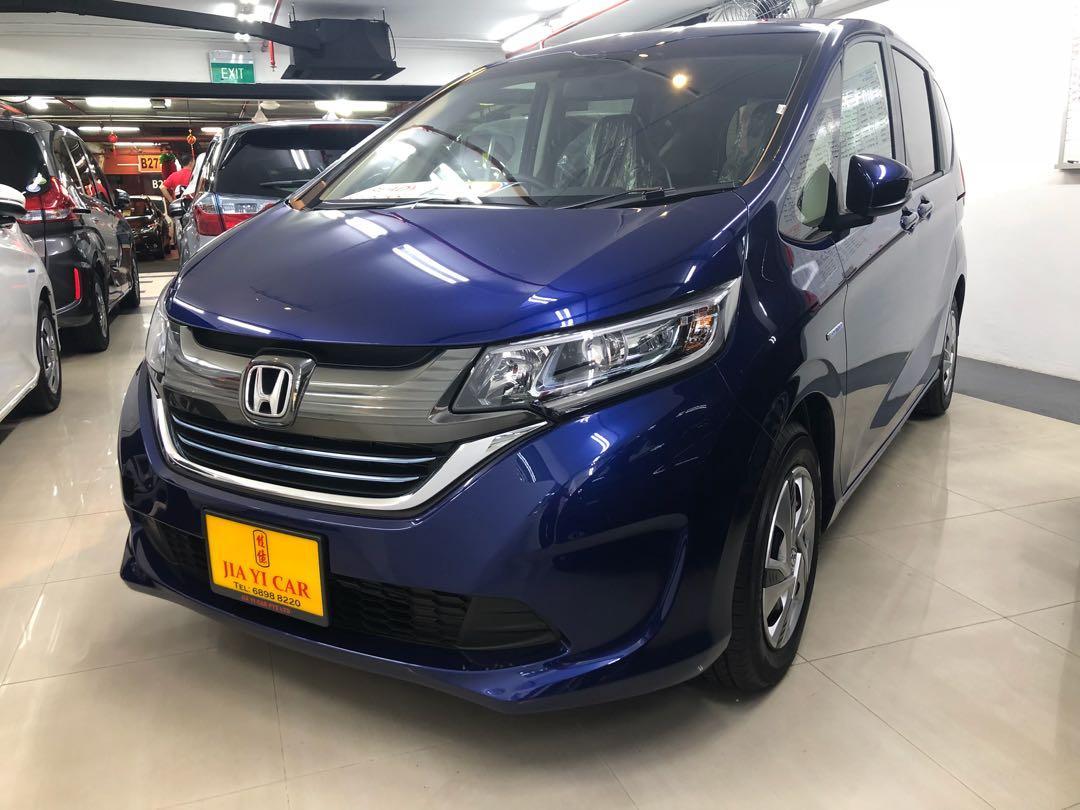 Honda Freed 1.5G Hybrid