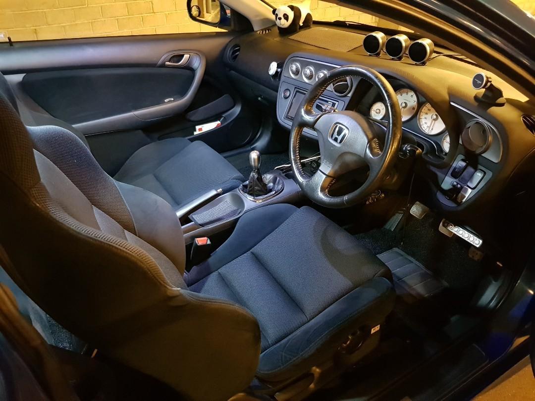 Honda Integra 2.0 GSR Manual