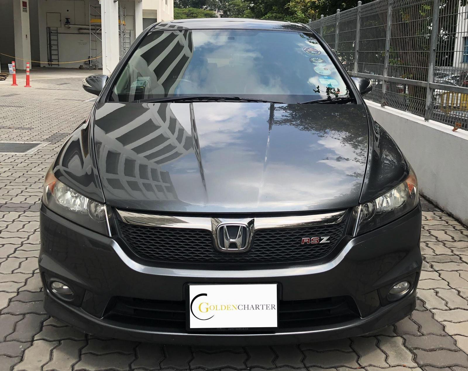 Honda Stream PROMO RENTAL CHEAPEST RENT FOR Grab/Ryde/Personal