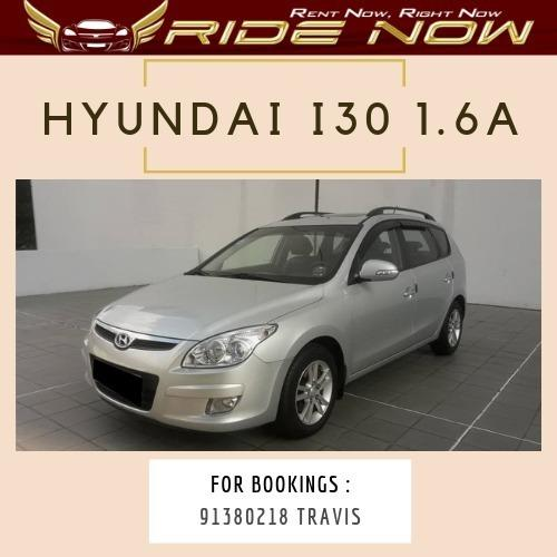 Hyundai I30 1.6a Hatchback Grab Ready Hatchback. Comfortable drive with Huge Bootspace!