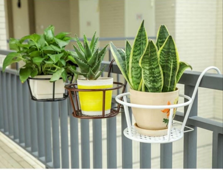 Instock Flower Pot Holder Rack Gardening Gardening Tools Ornaments On Carousell