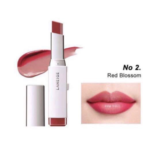 LANEIGE Two-Tone Lipstick