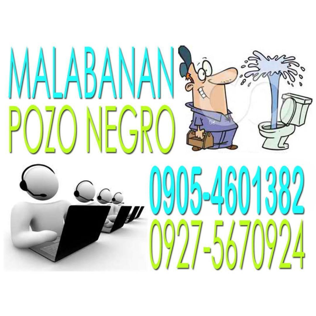 Malabanan Siphoning Pozo Negro Plumbing Sipsip Septic Tank Declogging