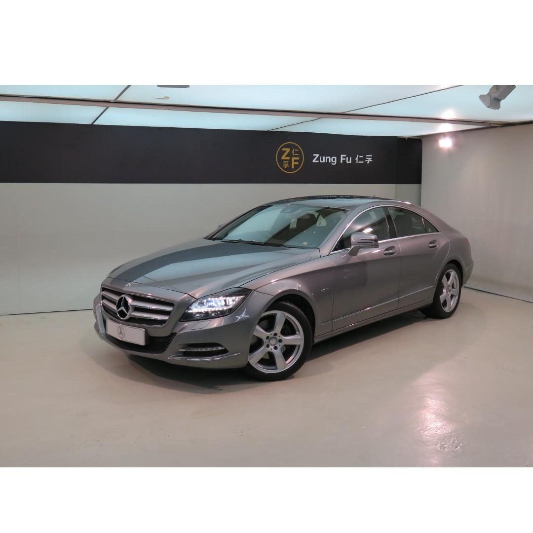 MERCEDES-BENZ CLS350 BE 2012'