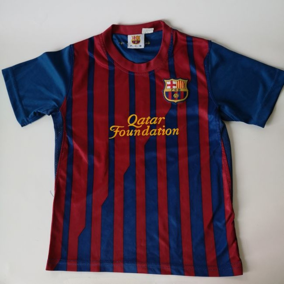 size 40 8ee6f 043e6 Messi Jersey Shirt | 2 to 3 years