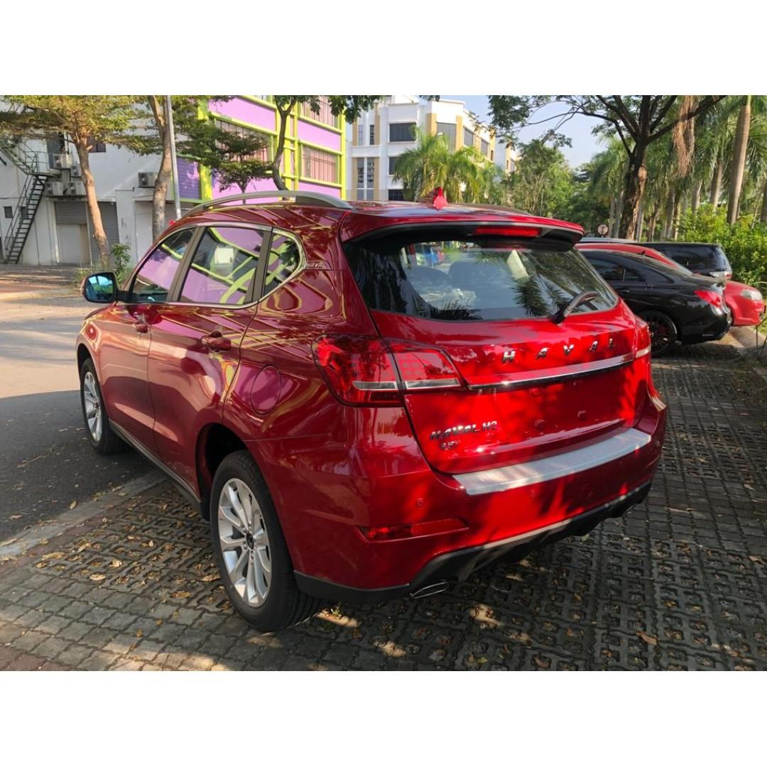 MID YEARS BIG SALE HAVAL H2 1.5TURBO SUV (5YEARS FREE SERVICE LABOUR & PART/8 YEARS WARRANTY UNLIMITED MILEAGE) SUPER BIG DISCOUNT/FAST LOAN/ALL DOCUMENT CAN PROCEED LOAN