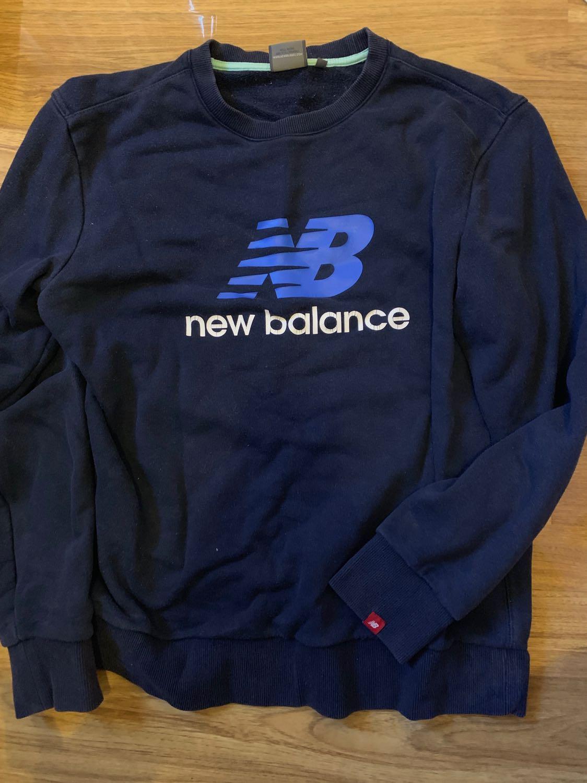New Balance oversized sweat shirt L-XL