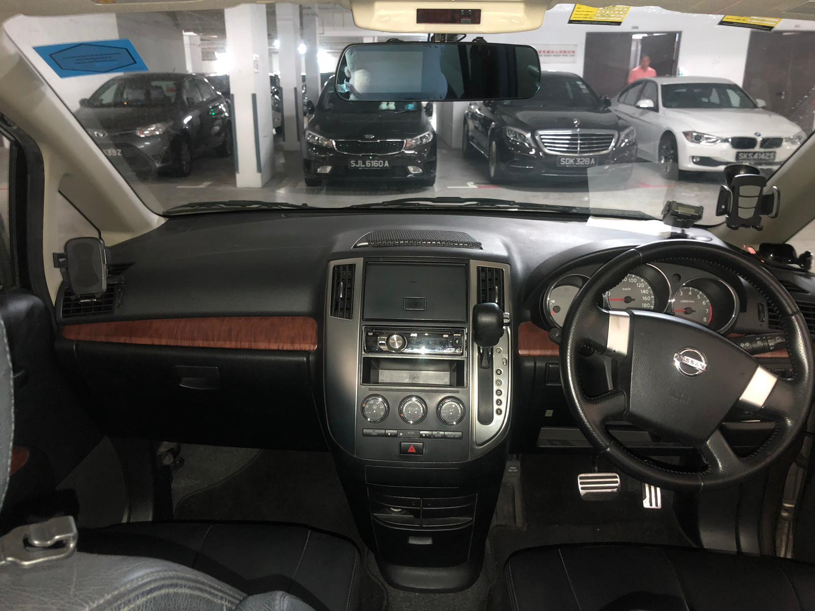 Nissan Presage (RENT CHEAPEST RENTAL AVAILABLE FOR Grab/Ryde/Personal USE)
