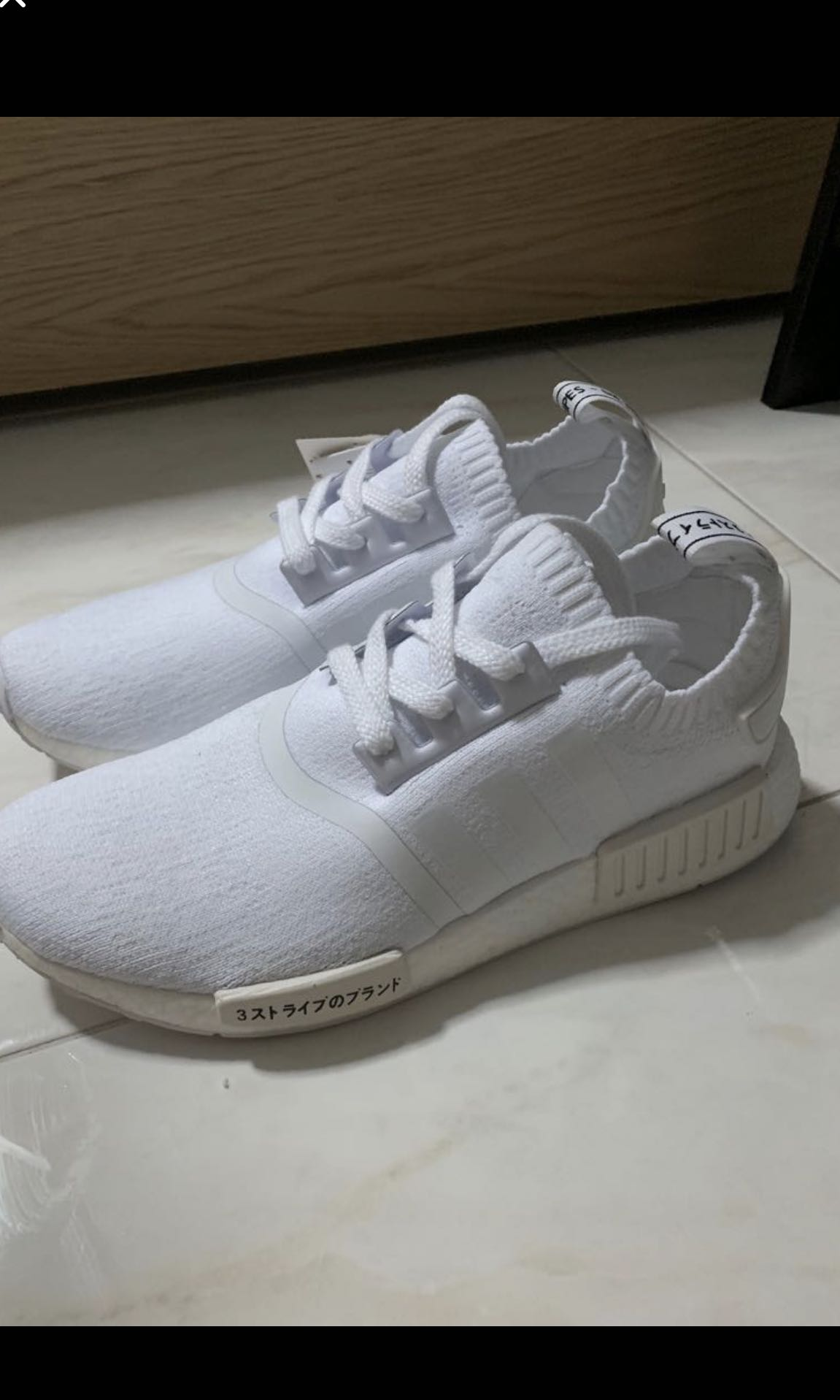 various colors 69934 e18dd NMD R1 Japan Triple White PK Brand new