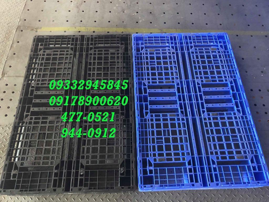 Paleta Plastic Pallet-Barrier-Traffic Cone -Cooler Box-Trash Bin