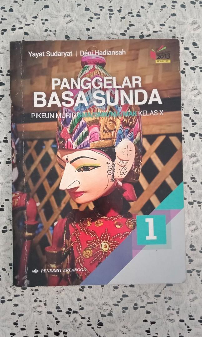 Buku Bahasa Sunda Kelas 10 Kurikulum 2013 Revisi 2017 Rismax