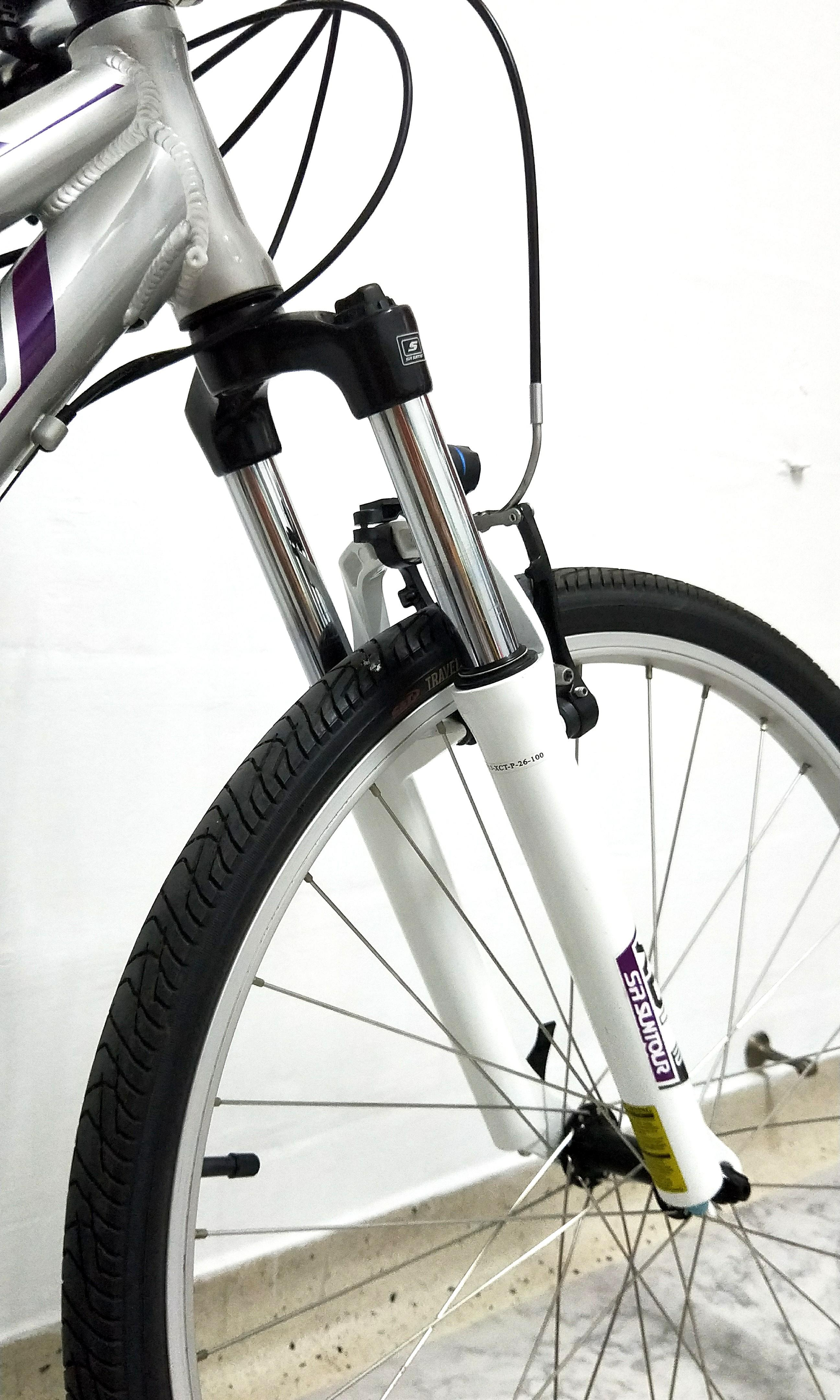 Polygon City Hybrid bike