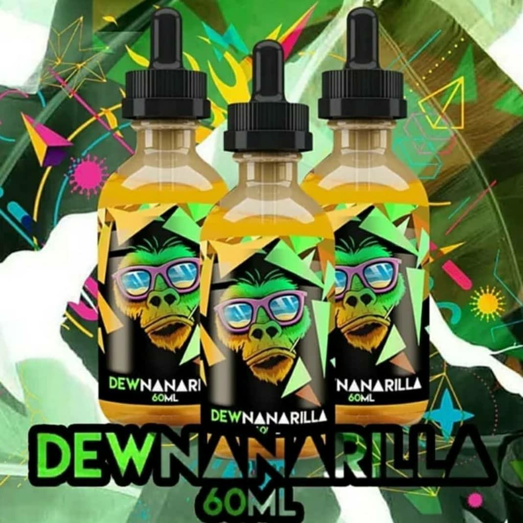 Premium Liquid DEWNANARILA BY JUICE CARTEL