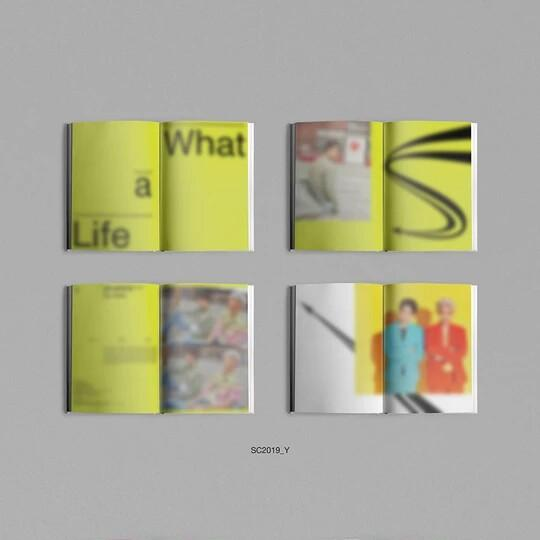 Pre-Order - EXO-SC The 1st Mini Album 'What a life' <ALBUM SPEC>