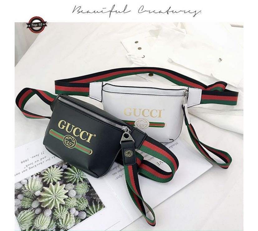 cc6f1e0ac READY STOCK] Gucci Women Chest Bag / Waist Bag Pouch / Sling Bag ...