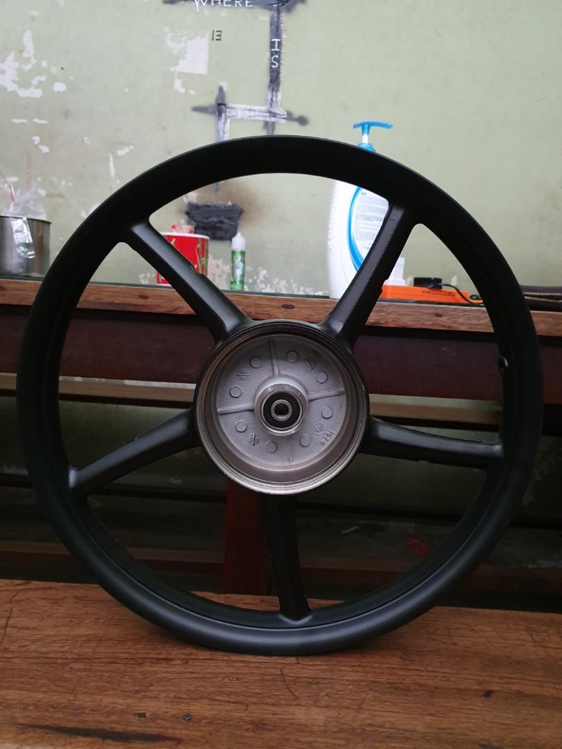 Rim rcb sp522 135lc/lagenda saiz 1 6 rim belakang, Motor di