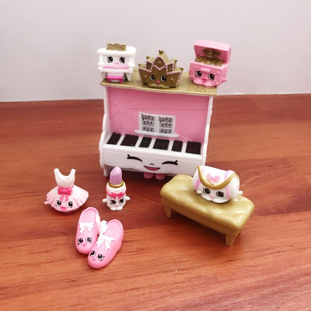 Shopkins playsets assorted