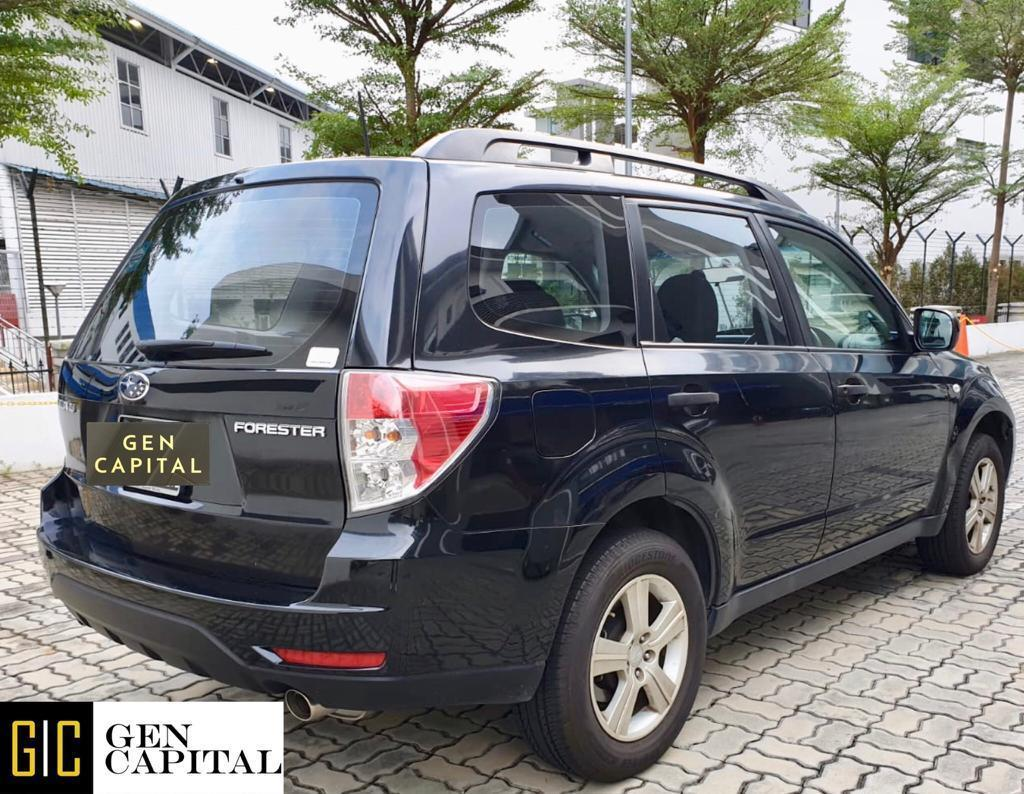 Subaru Forester 2.0A @ Cheapest rates, full support!