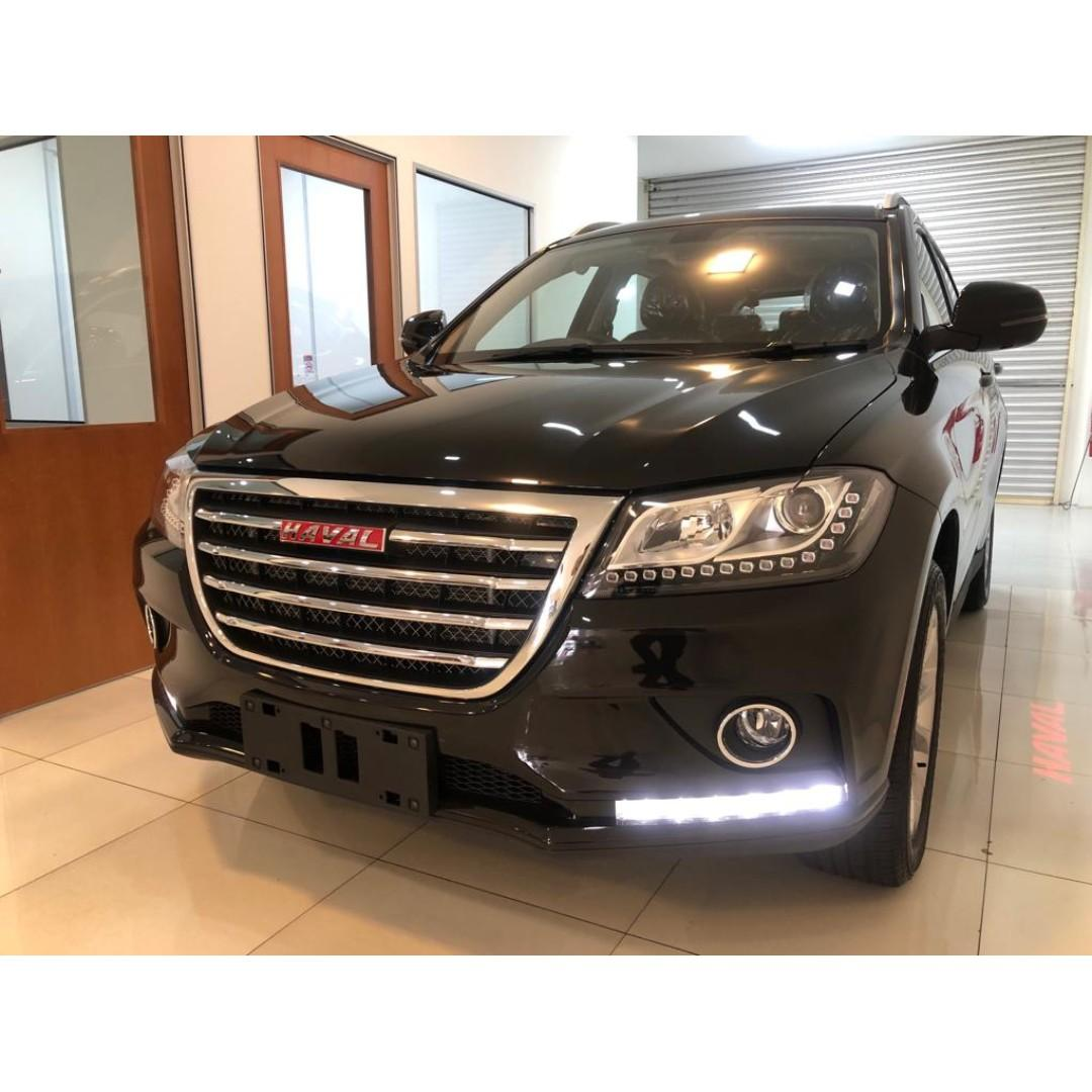 SUPER PROMOTION HAVAL H2 1.5VVTI TURBO CHARGE SUV (8YEARS UNLIMITED MILEAGE WARRNTY/FREE SERVICE INCLUDE LABOUR N PART FOR 5 YEARS)FAST LOAN/READY STOCK