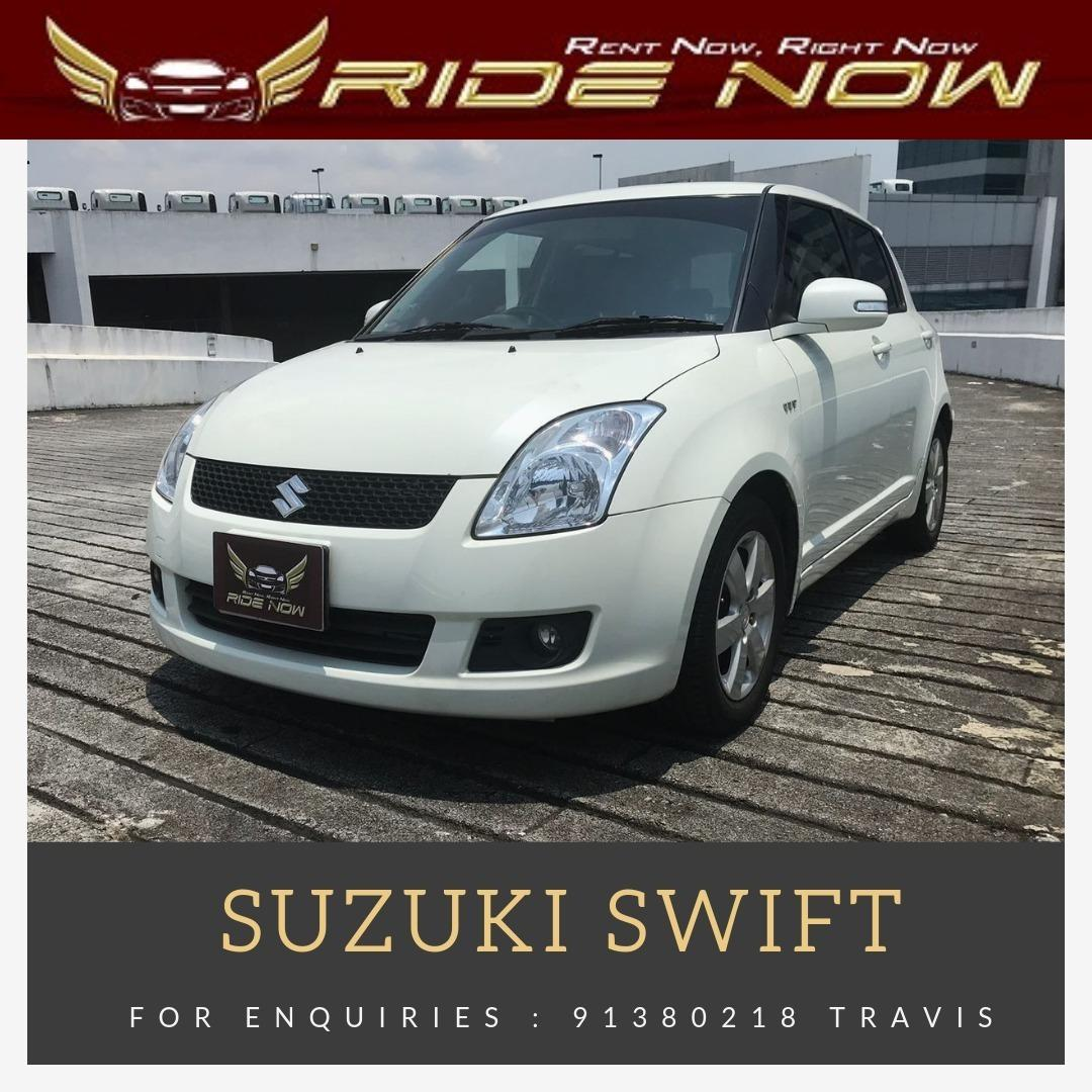 Suzuki Swift 1.5A Cute Hatchback Perfect for Drivers that are not so confident! P Plate Friendly