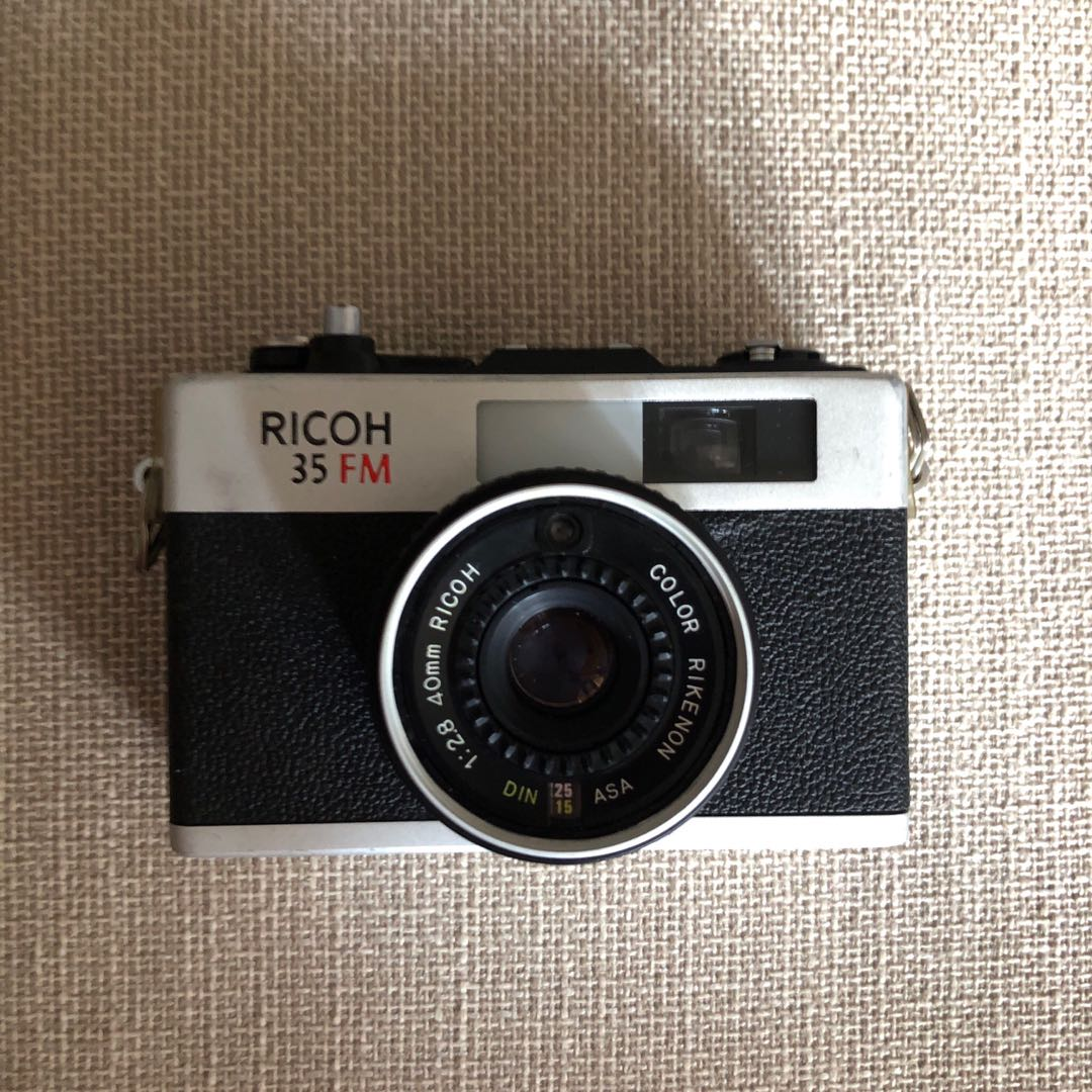 [TESTED] Ricoh 35FM 35mm Film Camera