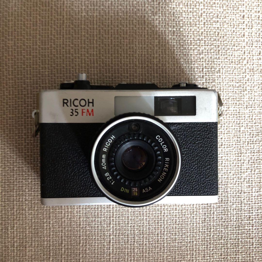 TESTED] Ricoh 35FM 35mm Film Camera, Photography, Cameras