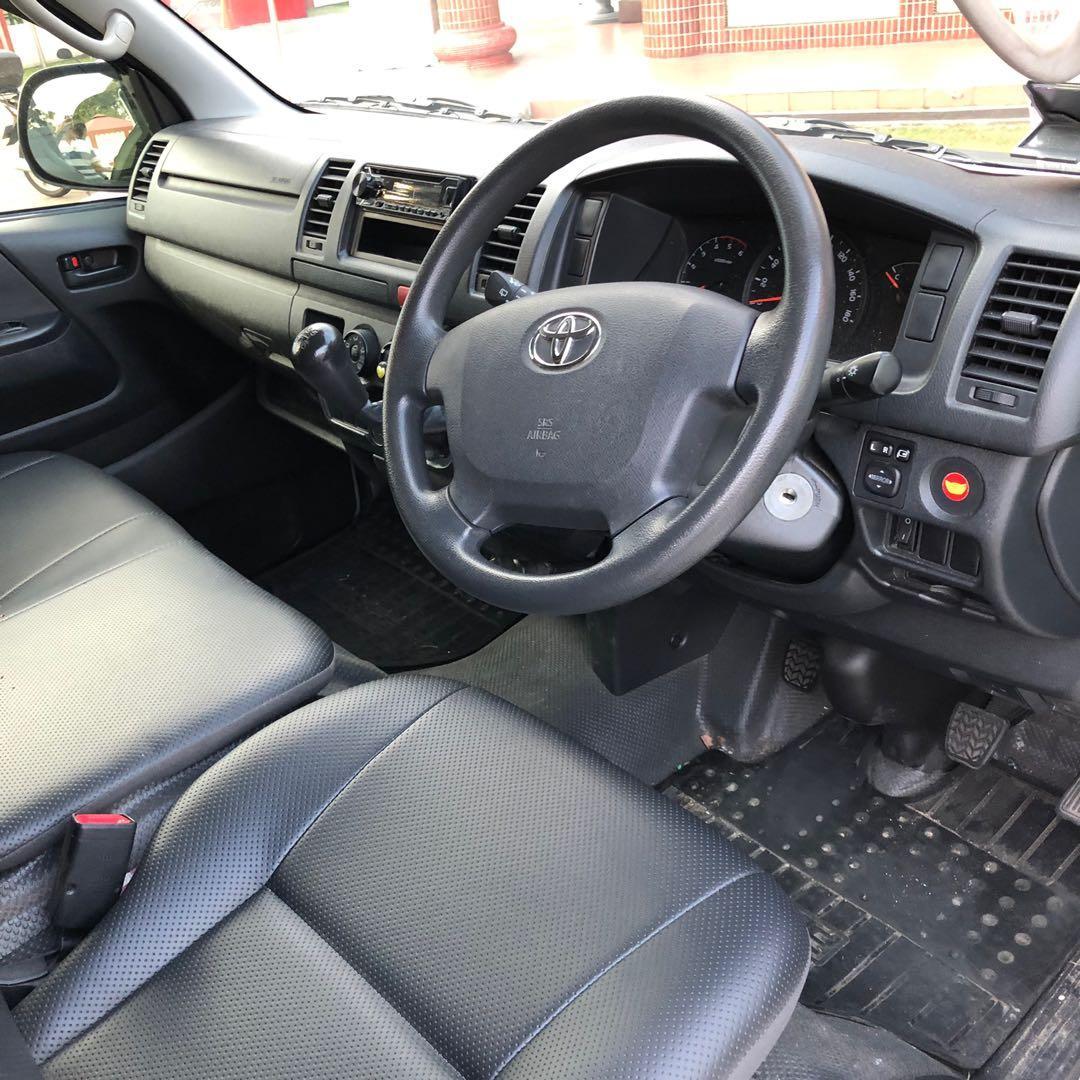 Toyota Hiace Euro 5