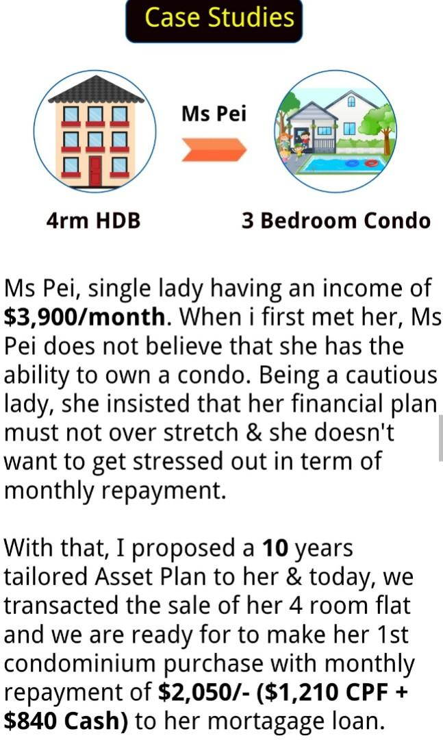 Upgrade your HDB to CONDO with $0 CASH