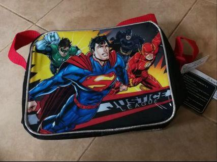 Insulated Superman LunchBag