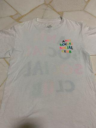 Anti Social Social Club shirt