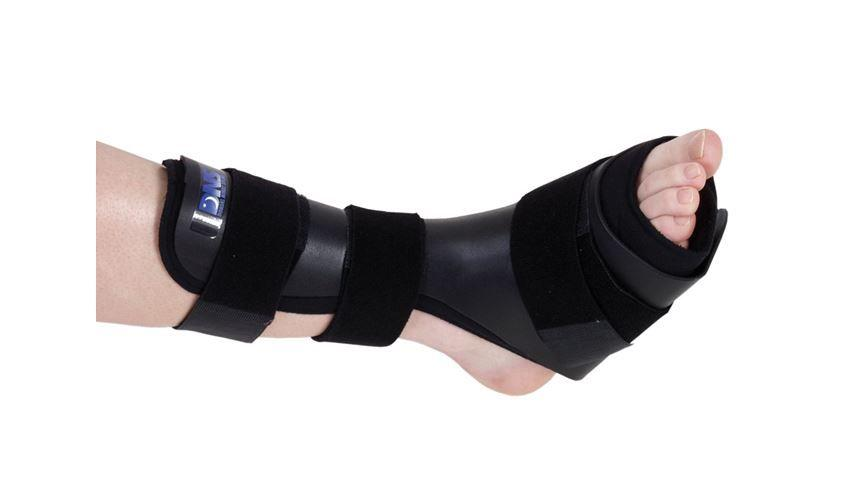 Active Dorsal Night Splint for Foot Ankle Injuries Plantar Fasciitis