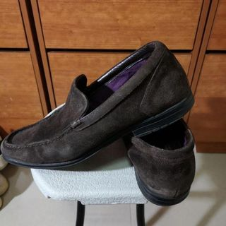 Rockport suede leather shoes